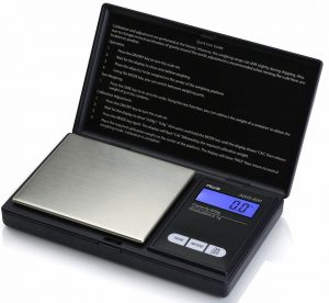 American Weigh Scales AWS 600 BLK