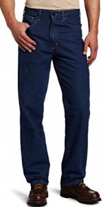 Carhartt's Men's Signature Denim Jean