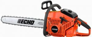 ECHO Chainsaw with CS-800P