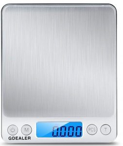 GDealer Digital Pocket scale