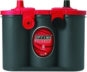 Optima Batteries 8004- 003 34 78 Red Top Starting Battery 3