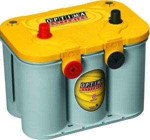 Optima Batteries 8014-045 D34 78 Dual Purpose battery