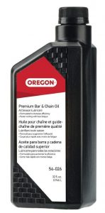 Oregon 54-026 Chainsaw bar and chain oil