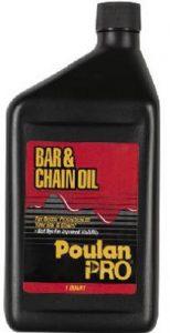 Poulan Pro 952030203 Bar oil