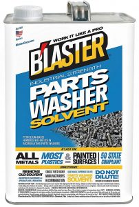 B' laster 128-PWS Industrial Strength Solvent