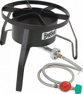 Bayou Classic SP10 High-Pressure Burner