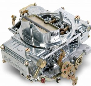 Holley 0-1850sa 600 CFM Street Carburetor