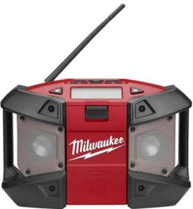 Milwaukee M12 Cordless Radio