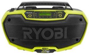 Ryobi P746 One+ Stereo system