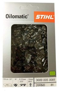 STIHL 26RM3 -81 Oilomatic Rapid Saw chain