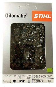 STIHL 26RM3 -81 Oilomatic Rapid Saw chain