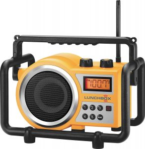 Sangean LB 100 Ultra Rugged Radio