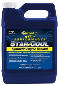 Star Brite Synthetic PG Engine Coolant