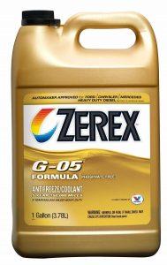 Valvoline Zerex G-05 Antifreeze