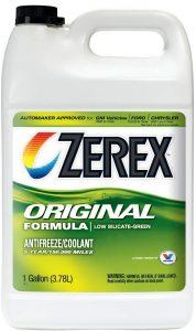 Zerex Original Green Antifreeze Coolant
