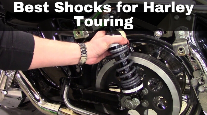 Best Shocks for Harley Touring - Top Class Progressive