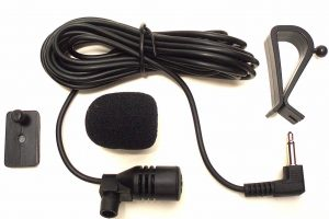 FingerLakes 3.5mm Microphone Assembly
