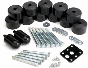 JKS 9904 Body Lift System for Jeep TJ