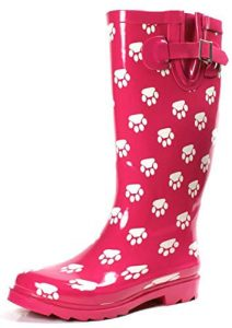 Own Shoe Women's Fashion Rain boots