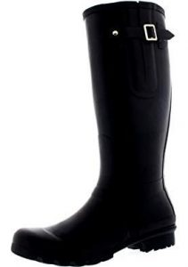 Polar Mens Adjustable Wellington Boots