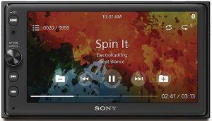 Sony XAV-AX100 Carplay Android Receiver