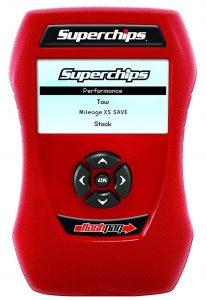 Superchips 1855 Flashpaq tuner