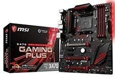 AMD Ryzen 5 2600 +MSI X470