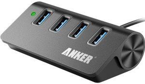 Anker USB 3.0 Four port