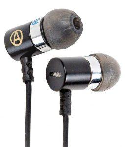 Audiophile's Earbuds in-ear headphones