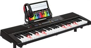Best Products Keyboard piano with 61 keys
