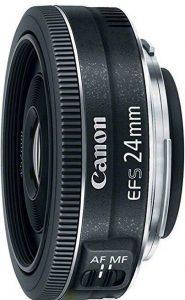 Canon EF-S 24mm f 2.8 STM Lens