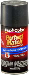 Dupli-Color BTY1600 Graphite Gray paint