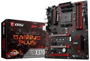 MSI Gaming X370 Gaming Plus