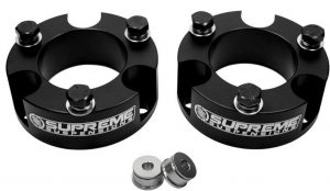 Supreme Suspensions Aircraft Billet Spacers