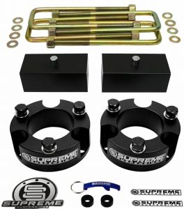 Supreme Suspensions Toyota Tacoma full lift kit1