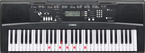 Yahama EZ-220 61-Lighted Key Portable Keyboard
