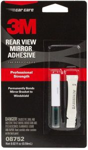 3M 08752 Rearview Mirror Adhesive