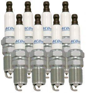 ACDelco 41-962 Professional Platinum Spark Plugs