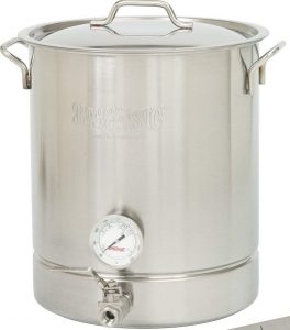 Bayou Classic 10-Gallon kettle set