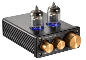 Douk Audio's NS-10P Mini Tube Preamplifier