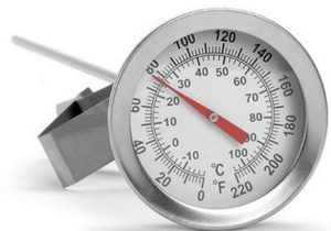 EC Kraus Big Daddy Dial Thermometer