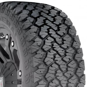 General Grabber AT2 Radial 265 70R16 112S Tire