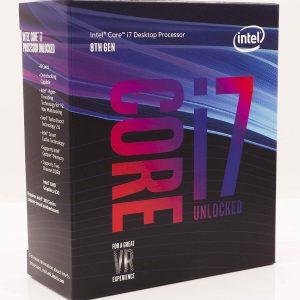 Intel Core i7-8700K Desktop Processor 6 Cores