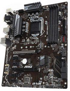 MSI PRO SERIES Intel 8th Gen LGA 1151 M.2
