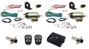 Megatronix CP500SDK2P Shaved Door Handle kit