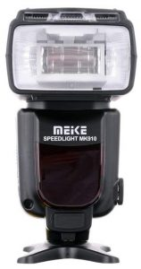 Meike MK910 i-TTL HSS 18000s HSS LCD flash light