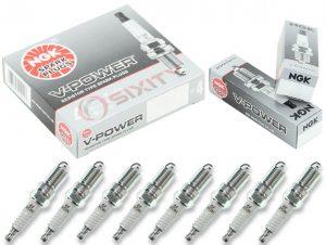 NGK V-Power Spark Plugs 2500