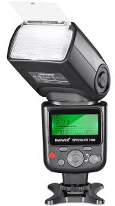 Neewer 750II TTL Flash Speedlite flash