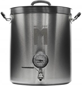 Northern Brewer Megapot 1.2 Homebrew kettle