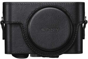 Sony LCJRXFB Premium Jacket Case